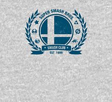 Smash Club (Blue) Unisex T-Shirt