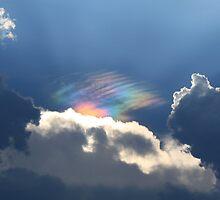 Rainbow Clouds by milerunner81