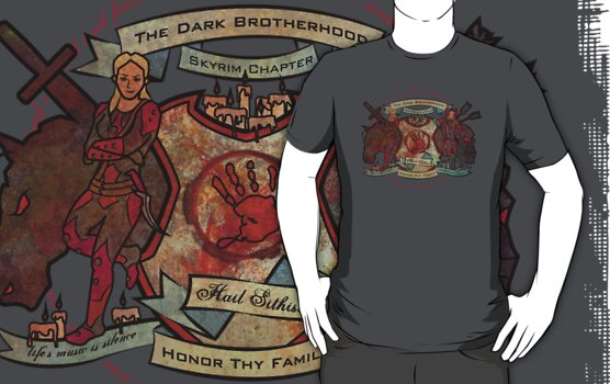 The Dark Brotherhood Forever! by avokes