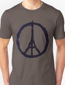 Peace, Pray For Paris T-Shirt