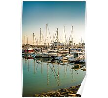 Little Harbour (High Definition HDR, 21 megapixels) Poster