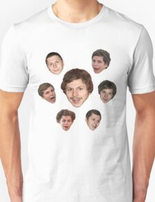 The Holy Seven Forms of Michael Cera T-Shirt