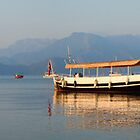 Marmaris Bay by Anton Gorlin