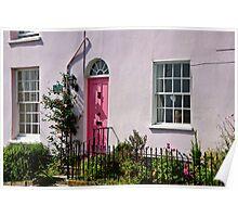 Historic Residence ~ Lyme Regis Poster