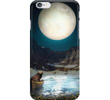 Somewhere You Are Looking At It Too II iPhone Case/Skin