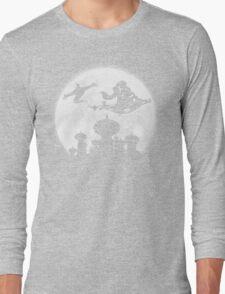 Full Moon over Agrabah Long Sleeve T-Shirt