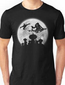 Full Moon over Agrabah Unisex T-Shirt