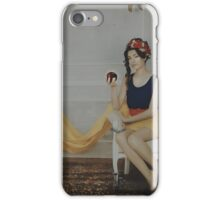 Snow White iPhone Case/Skin