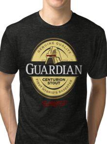 Centurion Stout! (Battlestar Galactica) Tri-blend T-Shirt