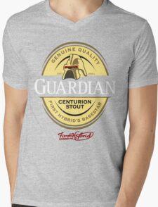 Centurion Stout! (Battlestar Galactica) Mens V-Neck T-Shirt