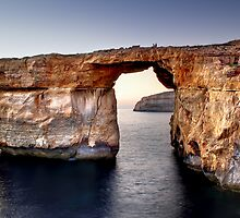 Azure Window - Gozo by refar