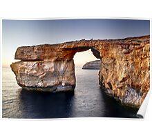 Azure Window - Gozo Poster