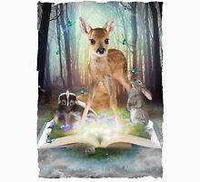 Believe In Magic • (Forest Friends: Bambi / Thumper / Flower) T-Shirt