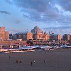 Scheveningen Beach - Sunset by refar