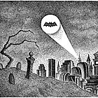 The Bat Light by JELarson