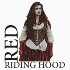 Little Red Riding Hood by sonataaway