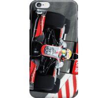Lewis Hamilton Mclaren F1  iPhone Case/Skin