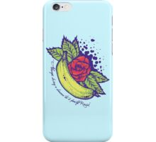 Party Banana iPhone Case/Skin