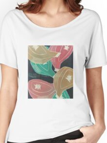 Multicoloured Passionfruit Women's Relaxed Fit T-Shirt