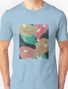 Multicoloured Passionfruit Unisex T-Shirt