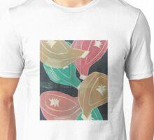 Multicoloured Passionfruit Unisex T-Shirt