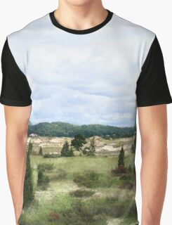 Dunescape Graphic T-Shirt