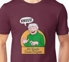 Mr Magic Knee-Fingers! Unisex T-Shirt