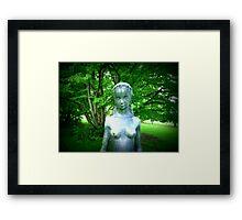 Nature Deva Framed Print