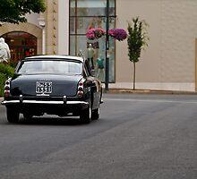 1962 Ferrari 250 GTE by dlhedberg