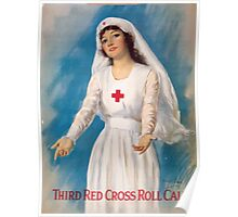 Third Red Cross roll call 002 Poster