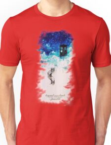 Beyond the clouds Unisex T-Shirt