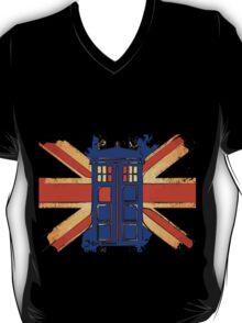 Dr Who - The Tardis - Vintage Jack T-Shirt