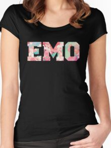 Emo Women's Fitted Scoop T-Shirt