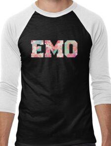 Emo Men's Baseball ¾ T-Shirt