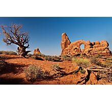 Turret Arch landscape Photographic Print