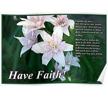 Have Faith Poster