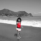 The Beach Little Princess by Omar Dakhane