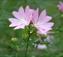 Matthew 5:8 by DreamCatcher/ Kyrah Barbette L Hale