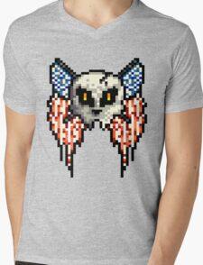 Stars and Stripes II Mens V-Neck T-Shirt