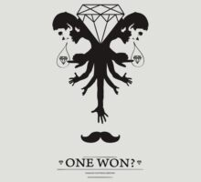 I want tache by OneWon Clothing