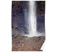 Manto Novia Waterfall2 Poster