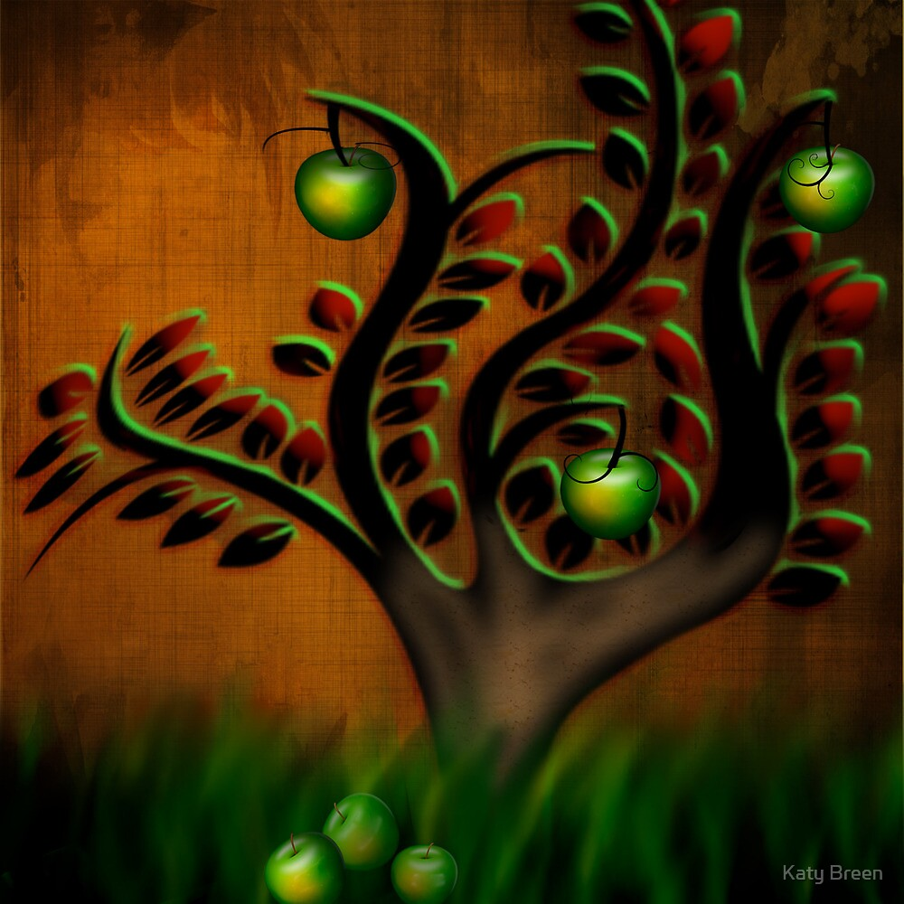 Apple Tree by Katy Breen