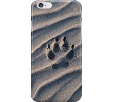 paw print iPhone Case/Skin