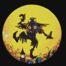 The Power of Majora's Mask by hoplessmufasa