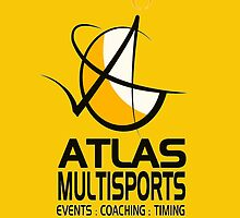 Atlas Multisports iphone cover by Michelle Singer