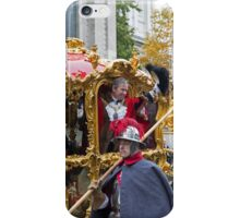 The Lord Mayor's Show in London is the world's largest unrehearsed procession iPhone Case/Skin