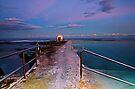 Pumphouse, Merewether Ocean Baths #2 by bazcelt
