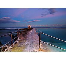 Pumphouse, Merewether Ocean Baths #2 Photographic Print
