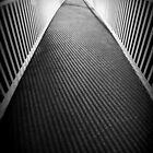 Footbridge by Paul Todd