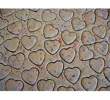 I <3 Baking Photographic Print
